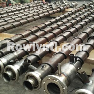 Ni-Double Pipe Heat Exchanger