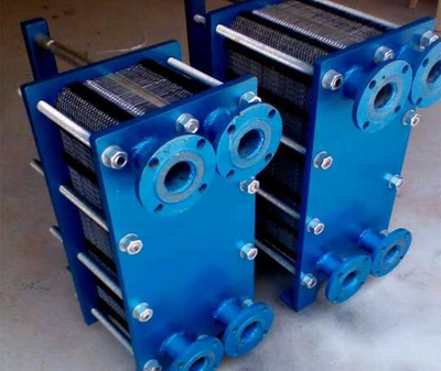 Titanium plate heat exchangers/Plate and shell heat exchanger